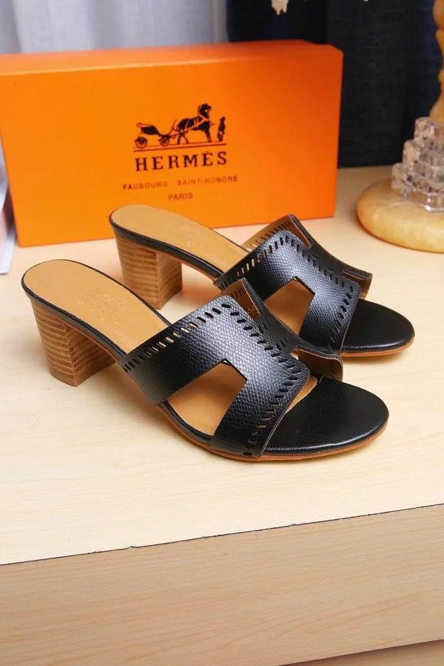 Hermes Oran black