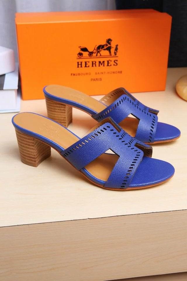 Hermes Oran blue