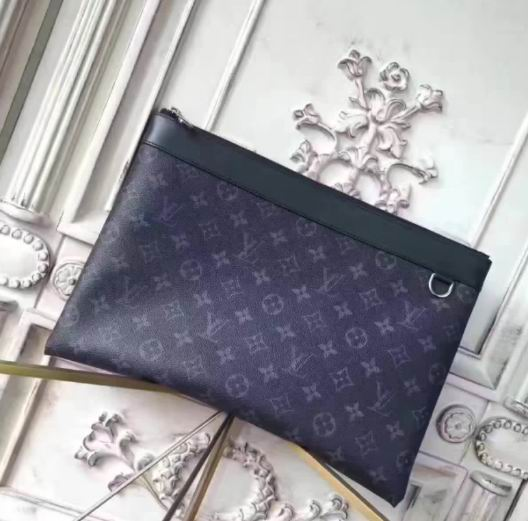 Louis Vuitton POCHETTE APOLLO MONOGRAM ECLIPSE M62291