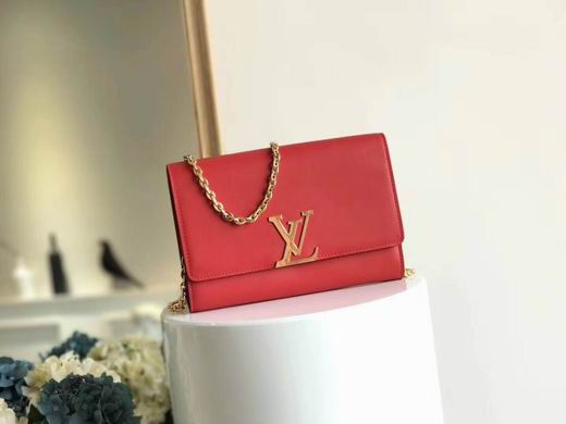 LOUIS VUITTON MONOGRAM  HANDBAG  M51632 RED
