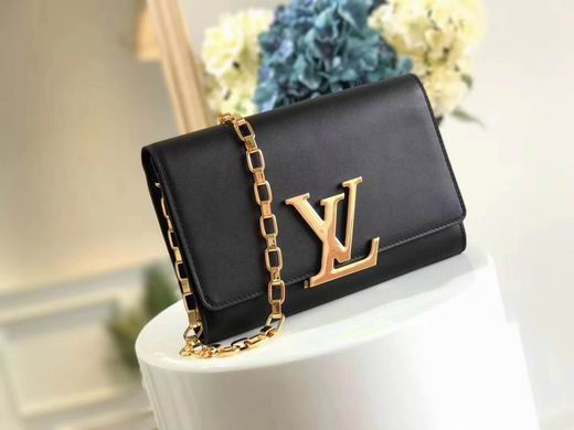 LOUIS VUITTON MONOGRAM  HANDBAG  M94335 BLACK