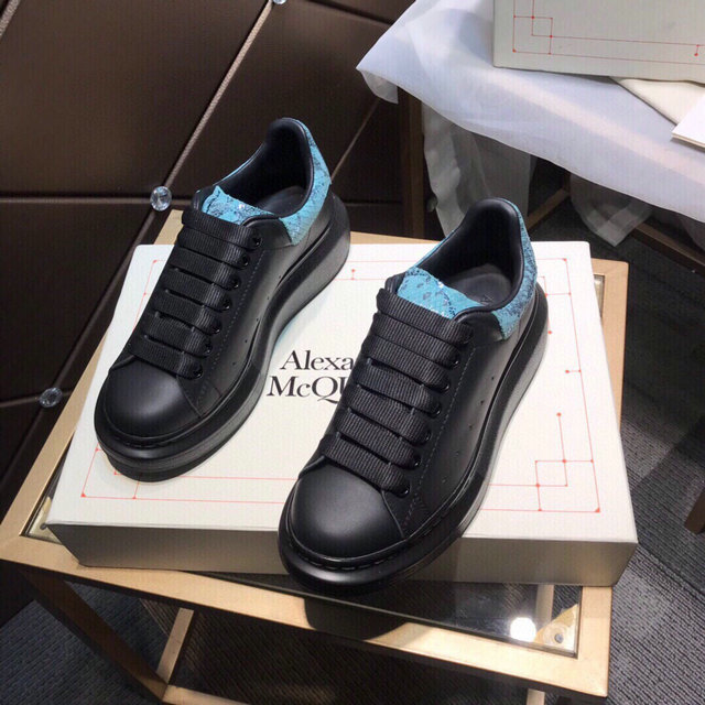 Men Mcqueen Shoes 014