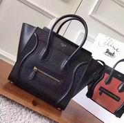 Celine  luggage bag in Lizard black