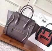 Celine  luggage bag in Lizard gray