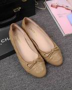 Chanel laminated lambskin ballerinas khaki ,Women Shoes,Chanel replicas wholesale