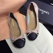 Chanel sheep skin flats pink ,Women Shoes,Chanel replicas wholesale