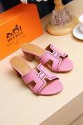 Hermes Oran pink,Women Shoes, replicas wholesale