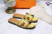 Hermes Oran sandal yellow ,Women Shoes, replicas wholesale