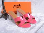 Hermes Patent leather Oasis sandal pink ,Shoes, replicas wholesale