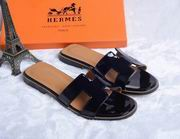 Hermes Patent leather oran sandal black ,Women Shoes, replicas wholesale