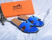 Hermes Patent leather oran sandal blue ,Women Shoes, replicas wholesale