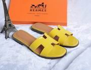 Hermes Patent leather oran sandal yellow ,Women Shoes, replicas wholesale