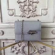 HERMES MINI EPSOM VERROU SHOULDER BAG in gray with silver metal ,Handbags,Hermes replicas wholesale