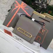Hermes small roulis Bags in BROWN,Handbags,Hermes replicas wholesale