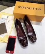 Louis Vuitton  pump with logo wine,Women Shoes,Louis Vuitton replicas wholesale