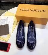 Louis Vuitton PATENT flat Blue,Women Shoes,Louis Vuitton replicas wholesale