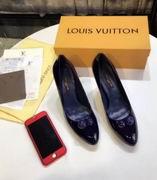 Louis Vuitton PATENT pump Blue,Women Shoes,Louis Vuitton replicas wholesale