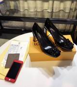 Louis Vuitton PATENT pump Black,Women Shoes,Louis Vuitton replicas wholesale