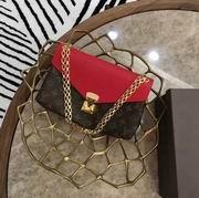 Louis Vuitton POCHETTE METIS Red ,Handbags,Louis Vuitton 7 stars replicas wholesale