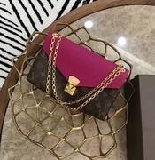 Louis Vuitton POCHETTE METIS Rose,Handbags,Louis Vuitton 7 stars replicas wholesale