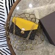 Louis Vuitton POCHETTE METIS Yellow ,Handbags,Louis Vuitton 7 stars replicas wholesale