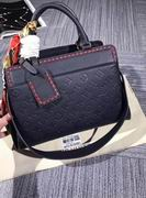 Louis Vuitton VOSGES MM Marine Rouge,Handbags,Louis Vuitton 7 stars replicas wholesale