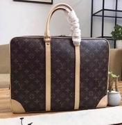 Louis Vuitton PORTE-DOCUMENTS VOYAGE  Monogram Canvas ,Handbags,Louis Vuitton 7 stars replicas wholesale