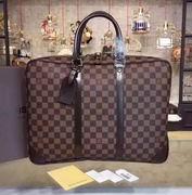 Louis Vuitton PORTE-DOCUMENTS VOYAGE GM Damier Ebene canvas,Handbags,Louis Vuitton 7 stars replicas wholesale
