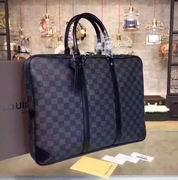 Louis Vuitton PORTE-DOCUMENTS VOYAGE GM Damier Graphite Canvas