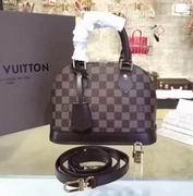 Louis Vuitton ALMA BB Damier Ebene Canvas  N41221