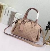 Louis Vuitton MAHINA ASTERIA HANDBAG IN PINK