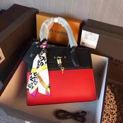 Louis Vuitton CITY STEAMER PM Red & Black