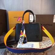 Louis Vuitton KLEBER PM EPI COQUELIC Black ,Handbags,Louis Vuitton 5 stars replicas wholesale