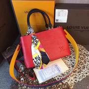 Louis Vuitton KLEBER PM EPI COQUELIC Red ,Handbags,Louis Vuitton 5 stars replicas wholesale