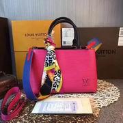Louis Vuitton KLEBER PM EPI COQUELIC Rose,Handbags,Louis Vuitton 5 stars replicas wholesale