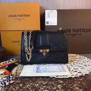 Louis Vuitton SAINT SULPICE PM Black ,Handbags,Louis Vuitton 5 stars replicas wholesale