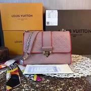 Louis Vuitton SAINT SULPICE PM Pink & Red ,Handbags,Louis Vuitton 5 stars replicas wholesale