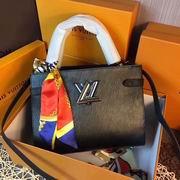 Louis Vuitton TWIST TOTE Black ,Handbags,Louis Vuitton 5 stars replicas wholesale