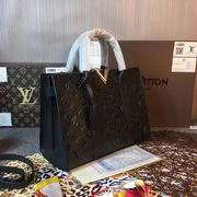 Louis Vuitton VERY TOTE MM  Black Leather,Handbags,Louis Vuitton 5 stars replicas wholesale