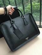 Prada new style  briefcase FOR MAN,Handbags,Prada replicas wholesale