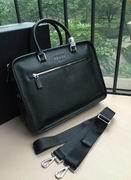 Prada new style black briefcase FOR MAN,Handbags,Prada replicas wholesale