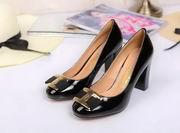 Salvatore Ferragamo PUMP WITH VARA LUX BOW black,Women Shoes,Salvatore Ferragamo replicas wholesale