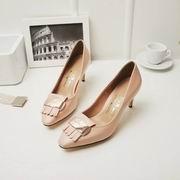 Salvatore Ferragamo Vara Heel Black Hight 7cm,Women Shoes,Salvatore Ferragamo replicas wholesale