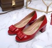 Salvatore Ferragamo Vara Low Heel Pumps red,Shoes,Salvatore Ferragamo replicas wholesale