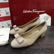 Salvatore Ferragamo Vara Low Heel Pumps pink,Women Shoes,Salvatore Ferragamo replicas wholesale