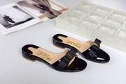 Salvatore Ferragamo Vara Mule Shoes black,Women Shoes,Salvatore Ferragamo replicas wholesale