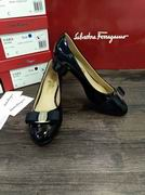 Salvatore Ferragamo Vara Pump shoe black,Shoes,Salvatore Ferragamo replicas wholesale