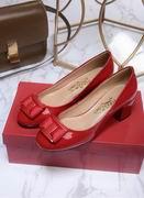 Salvatore Ferragamo Vara Pump shoe red,Women Shoes,Salvatore Ferragamo replicas wholesale