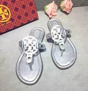 Tory Burch MILLER SANDAL, METALLIC LEATHER Silver,Shoes, replicas wholesale