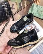 Valentino fur sneaker black ,Women Shoes,Valentino replicas wholesale